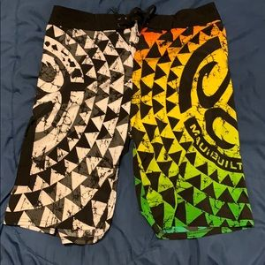 Other - Maui built board shorts